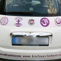 Wandtattoos oder Autoaufkleber von Lichterleben.com