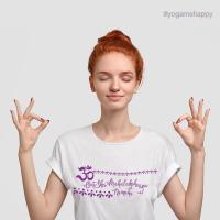 Yogafashion with Love Lakshmi Mantra