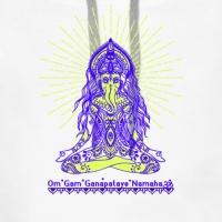 Hippie Ganesha Motiv