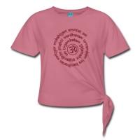 Yoga Tshirt Mantra