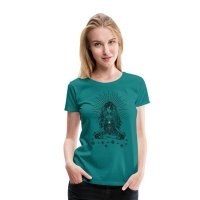 Yoga Tshirt Girl