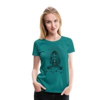 Yoga Tshirt Girl