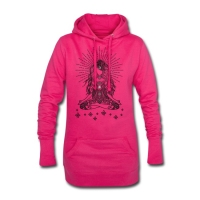 Yoga Hoodiekleid