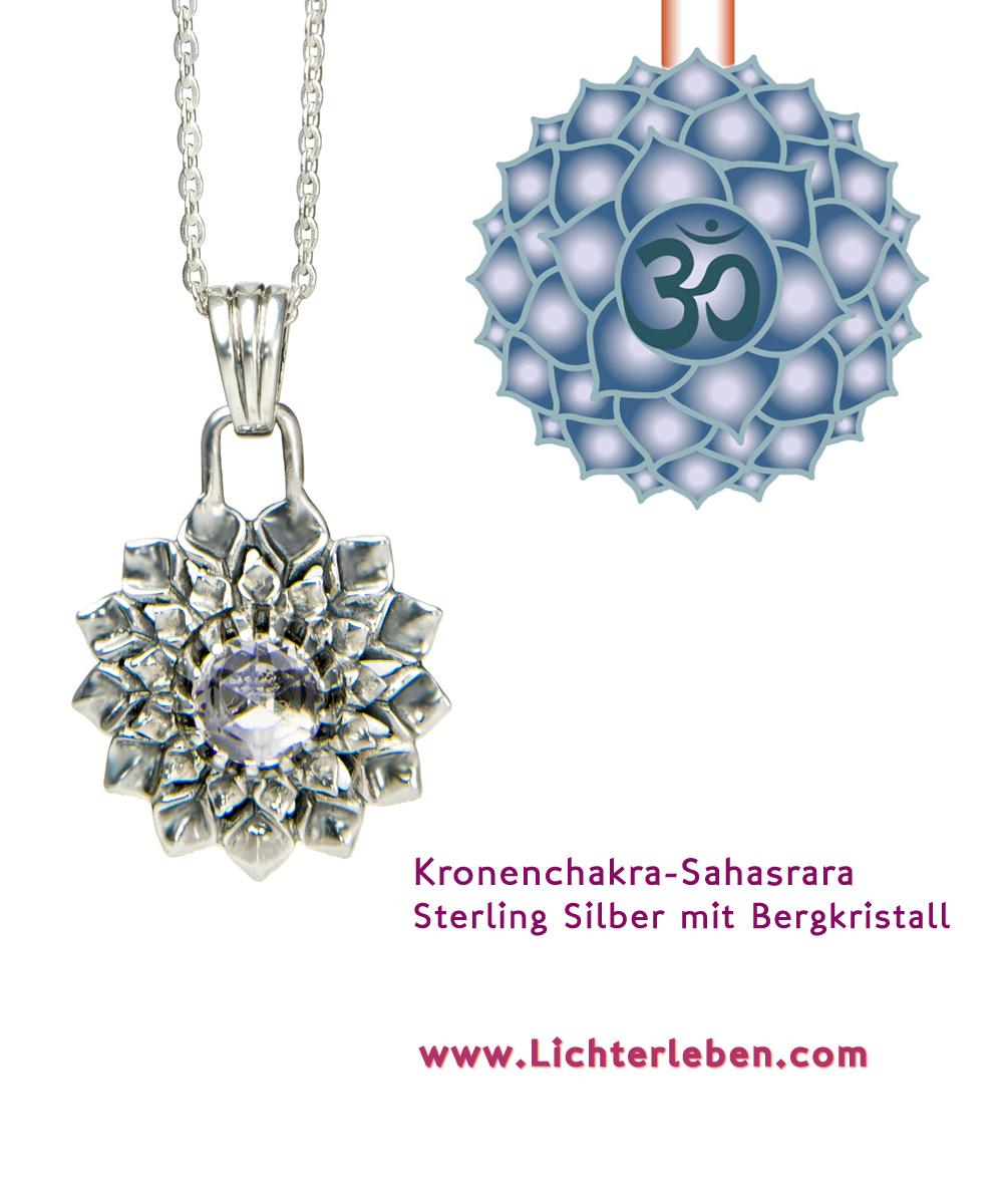 Kronenchakra_anhaenger_silber_bergkristall