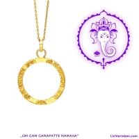 Ganesha Mantra Gold