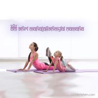 Mantra Lakshmi Wandaufkleber Deko Yogaraum