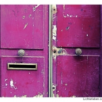 Trendfarbe Radiant Orchid Farbstimmung