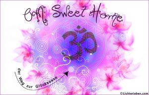 OM Sweet Home Wohnen mit Wandtattoos