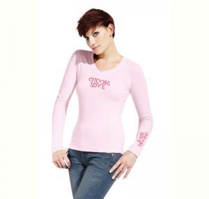 Choose Love T-Shirt V Neck
