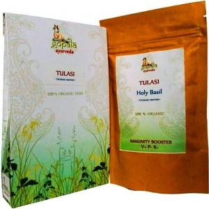 Tulsi Kapseln 108 100% Bio zertifiziert