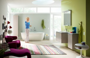 Badserie Darling New von Duravit