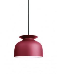Lampe Marsala Trendfarbe