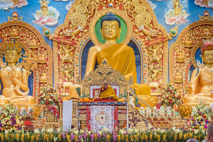 Seine Heiligkeit der Dalai Lama zum 80. Geburtstag
