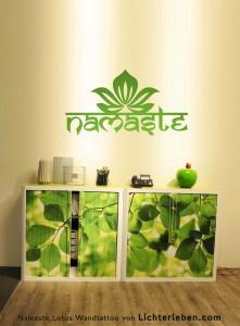 Namaste Lotus