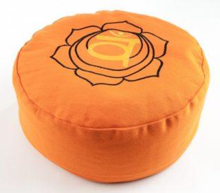 Swadhisthana Chakra Meditationskissen