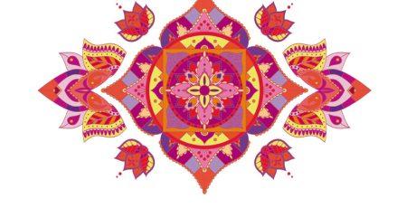 Bilder zum Ausmalen Chakra Mandala