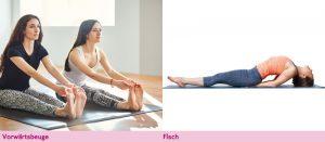 Yoga Asanas zur Stärkung des Swadhisthana Chakras Kreuzbein