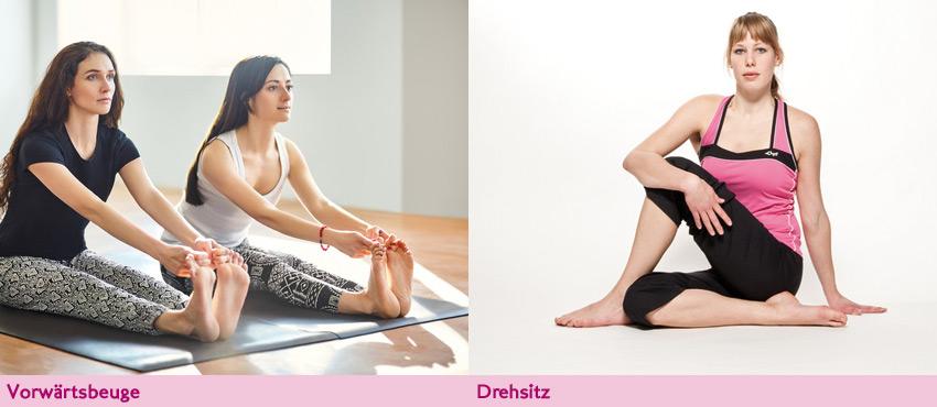 Yoga ASana zur Stärkung des Wurzelchakra