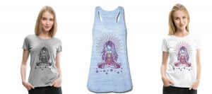 Yoga Tshirts & Tanks
