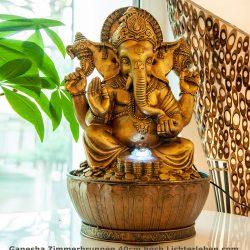 Ganesha Zimmerbrunnen