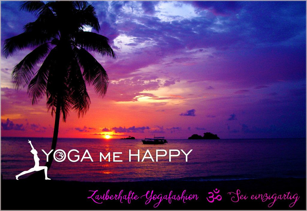 *Yoga Me Happy* Yoga Textilien