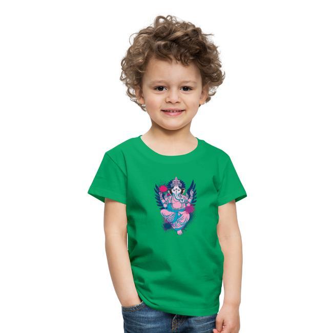 Ganesha Kinder Tshirt