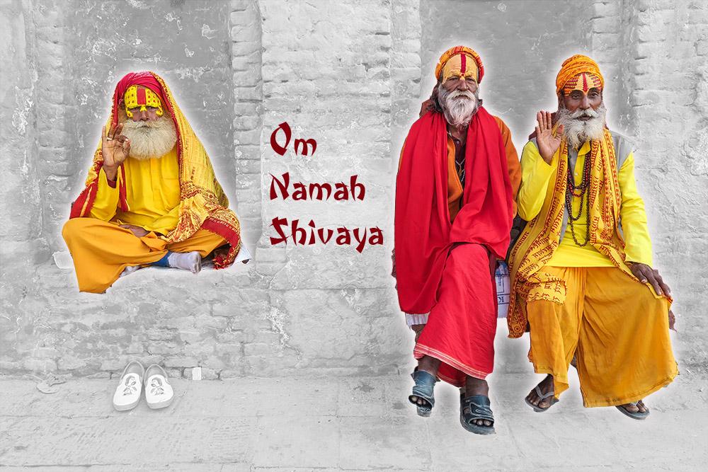 Yoga Shiva Mantra Bild