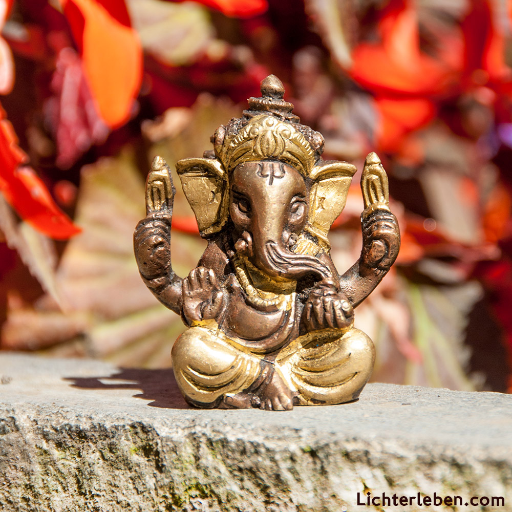 Ganesha_Statue_Lichterleben