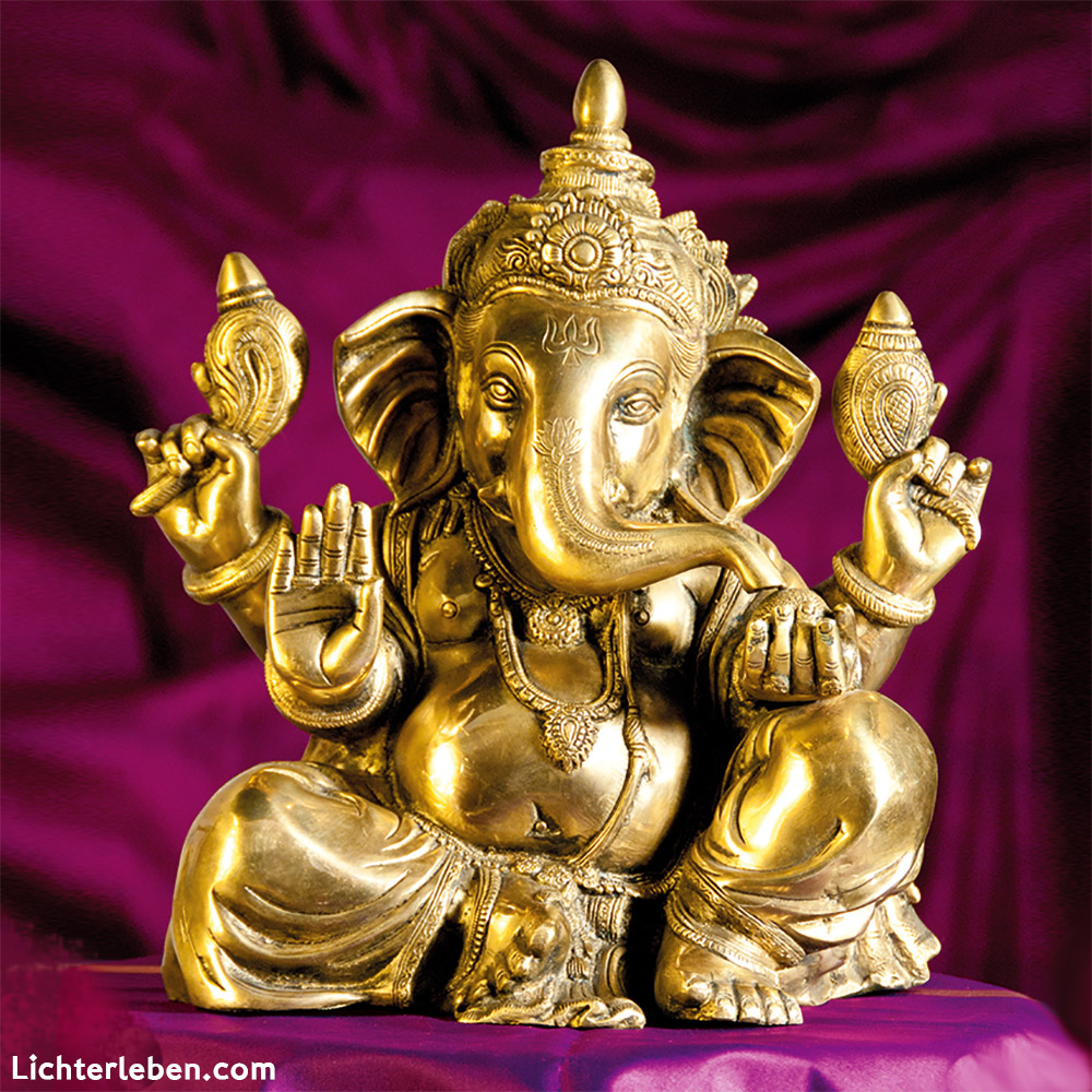 Ganesha_messing_Lichterleben