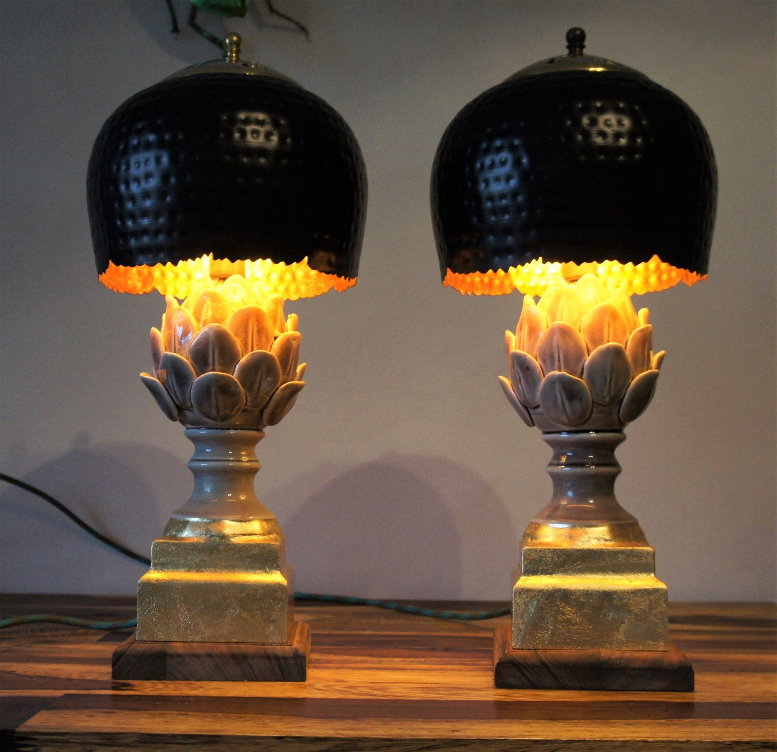 Leuchtobjekte von Matana Design