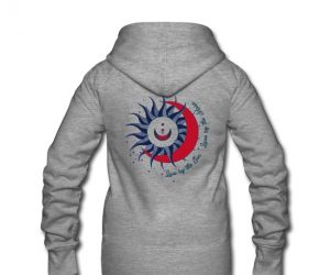 Moonlight Yoga Design Yoga Tshirts