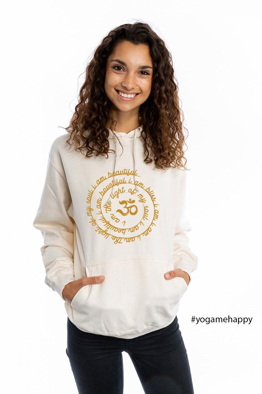 Mantra Yogafashion I am the light of my Soul