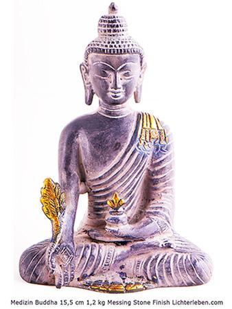 Medizin Buddha Statue 20cm
