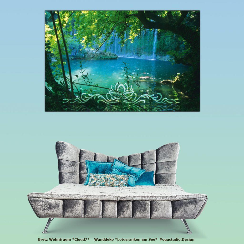 Wanddekobilder mit Bretz Möbel