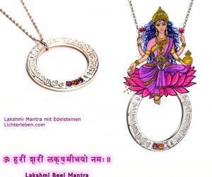 Lakshmi Mantra für Fülle Harmonie und Weiblichkeit