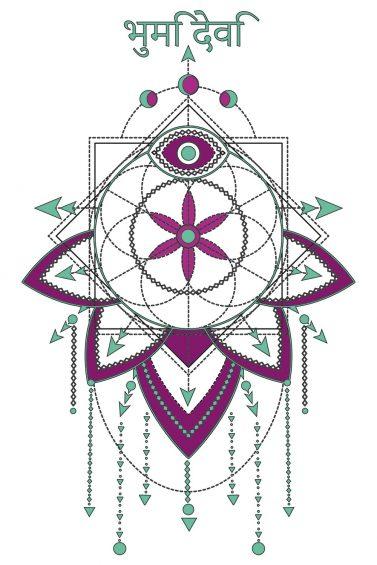 Oneness Verehrung von Mutter Erde
